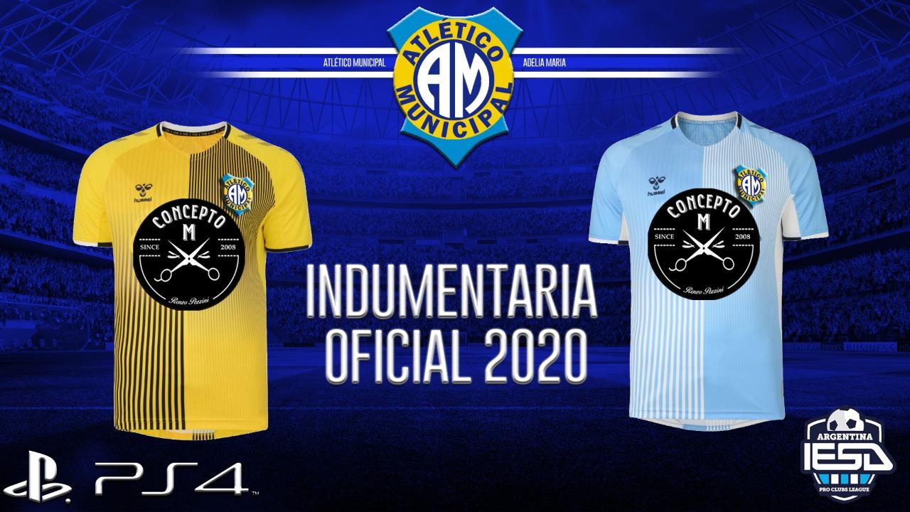El equipo de ESports de FIFA en Adelia María combinó los nombres, colores y escudos de los dos principales clubes de la localidad.