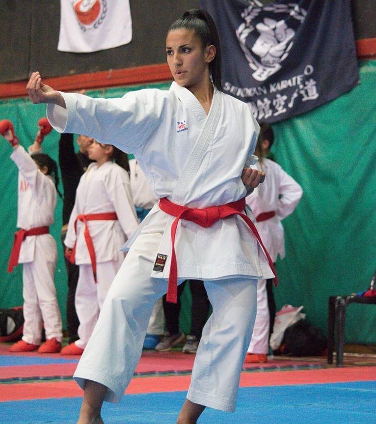 La atleta Al Toque volvió a competir en la virtualidad y obtuvo la medalla de bronce