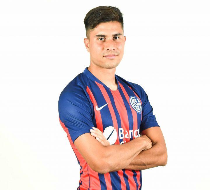 Galván, ex Estudiantes, renovó su contrato con San Lorenzo hasta 2024.