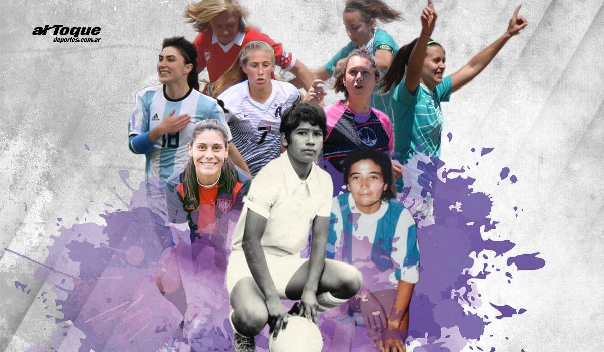 Historia y presente de nuestro fútbol femenino regional.