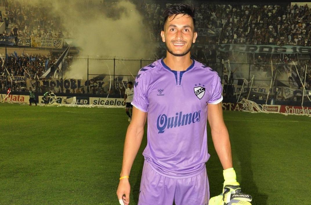 Pese al interés de clubes de Liga Profesional, Ledesma se enfoca en Quilmes.