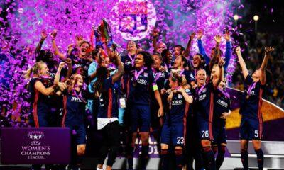 El gran favorito, por historia y presente, es Olympique de Lyon.