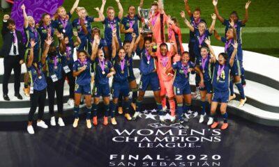Olympique de Lyon suma 7 títulos y es el máximo ganador de la UEFA Women's Champions League.