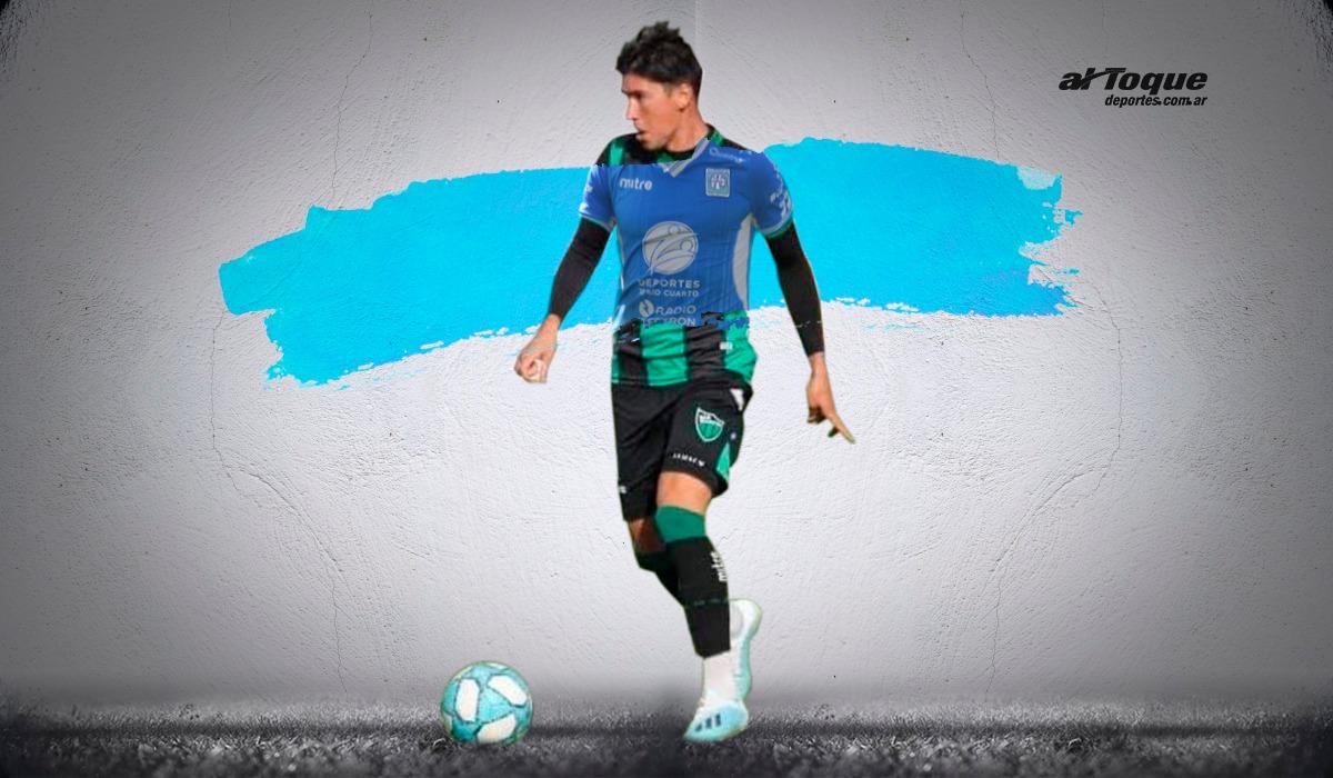 Marcos Fernández es la segunda incorporación de Estudiantes de cara a la reanudación de la Primera Nacional.