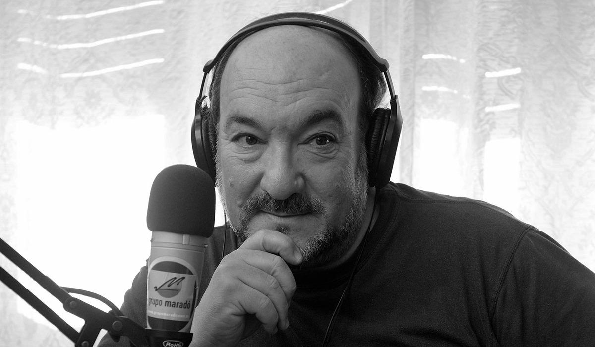 """Osvaldo """"Turco"""" Wehbe, el maestro de Río Cuarto"""