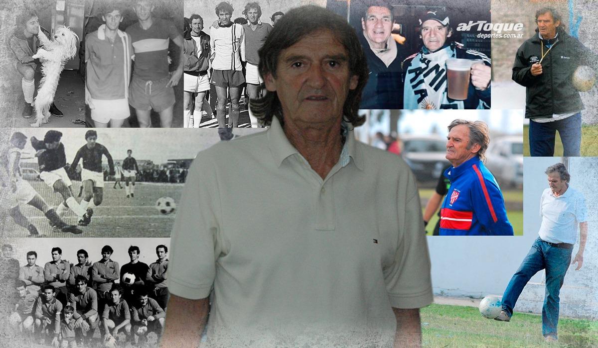 """Este 17 de septiembre se fue un personaje entrañable de Liga Regional, el gran """"Cacho"""" Fiandino."""