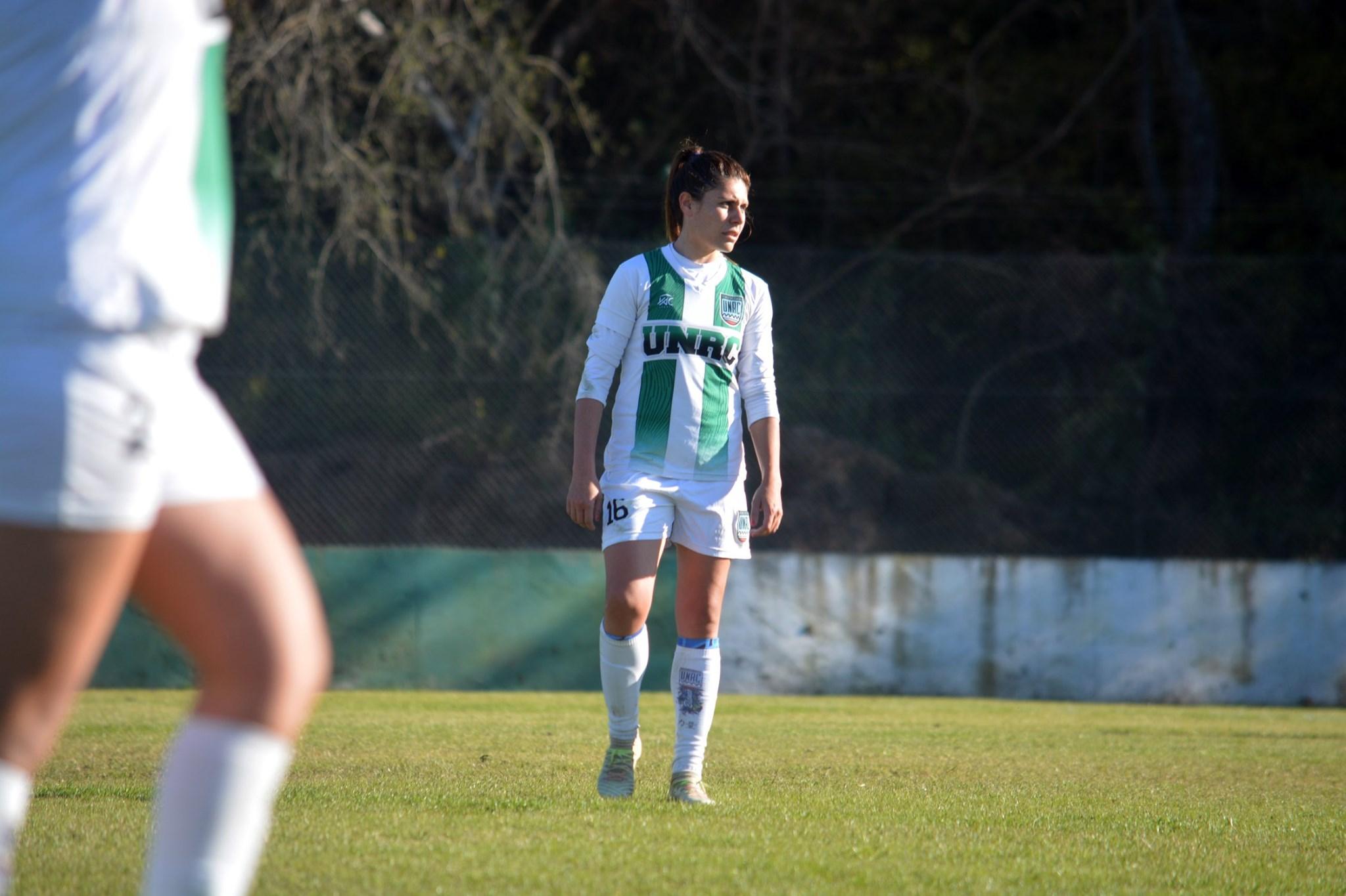 Boloquy jugando para Universidad Blanco durante la pasada temporada.