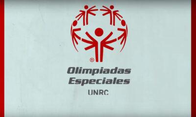 Olimpiadas Especiales de la UNRC se formalizó el 1 de septiembre de 1986