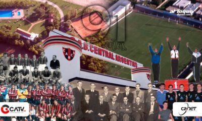 Este 20 de septiembre Central Argentino de La Carlota celebra 91 años de vida.