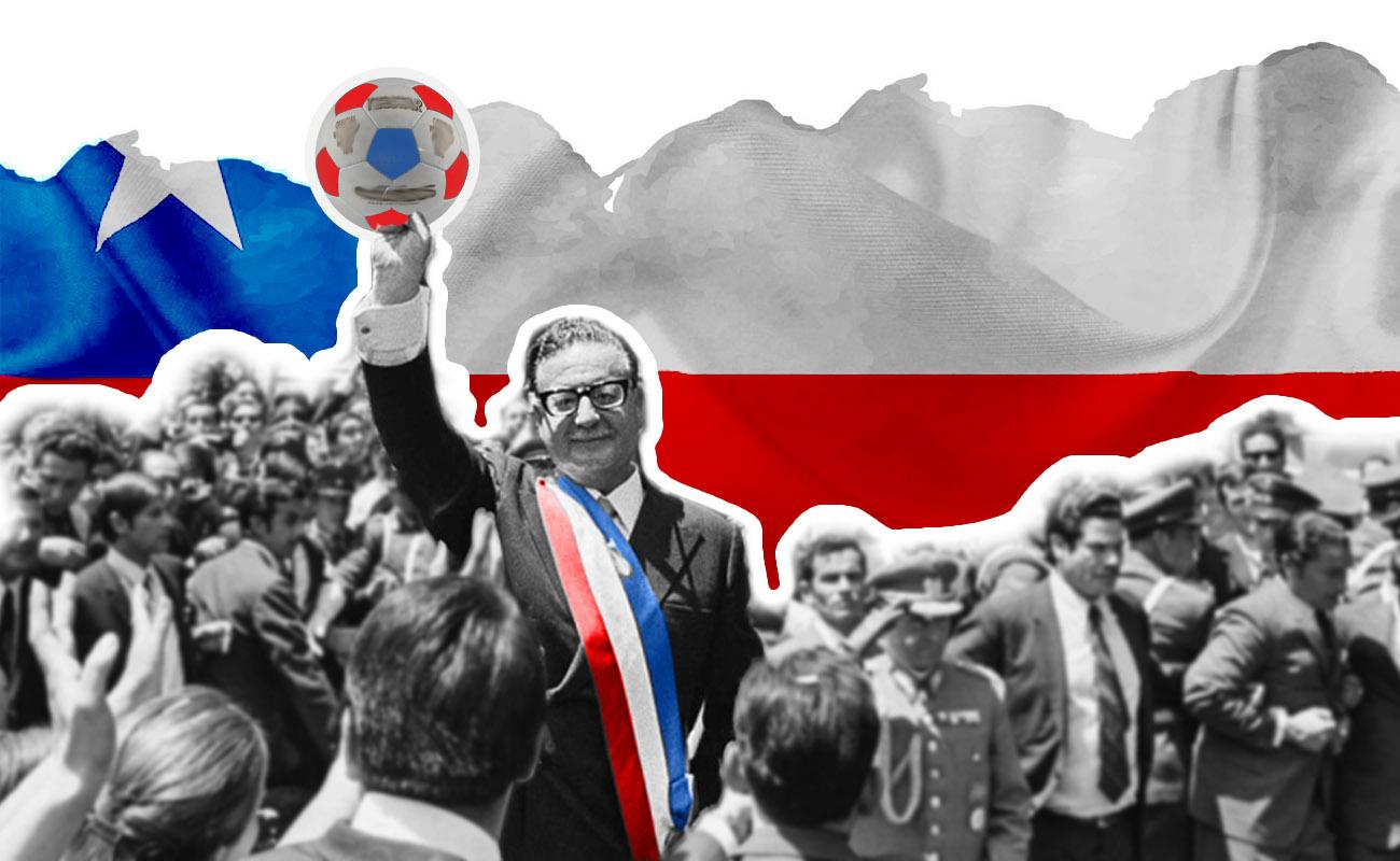 A 47 años del golpe a Salvador Allende en Chile, el deporte no estuvo ajeno.