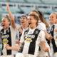 """Festeja la """"Juve"""" de Ippolito y festeja todo el fútbol femenino."""