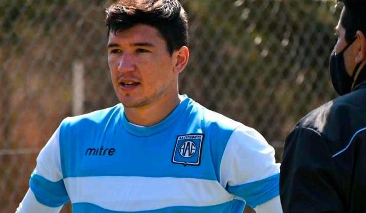 Fernández cumplió con el aislamiento obligatorio y ya entrena en Estudiantes.