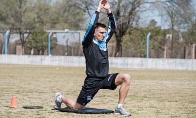 Cainelli se refirió a la reanudación de los entrenamientos con Estudiantes.