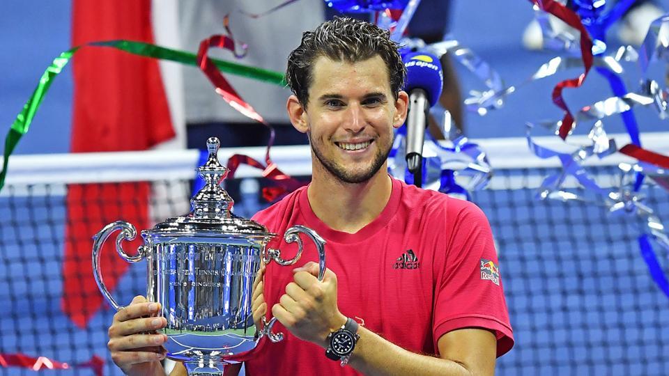 El austríaco Dominic Thiem coronó su primer título de Grand Slam en el US Open.