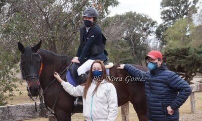 Alumnos y alumnas del Jockey Club participaron de un torneo virtual el último fin de semana.