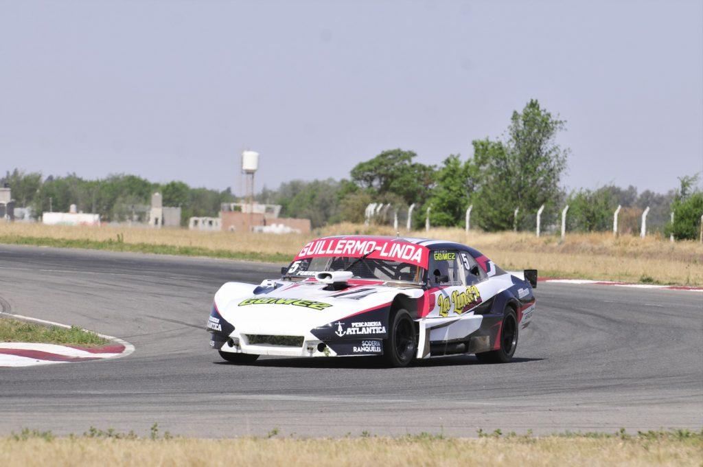 El serranense Guillermo Saby fue el gran ganador entre los pilotos regionales.
