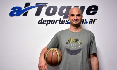 A sus 44 años, Ramiro Imaz no piensa todavía en el retiro de la actividad.