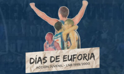 """Flyer del documental """"Días de Euforia"""""""