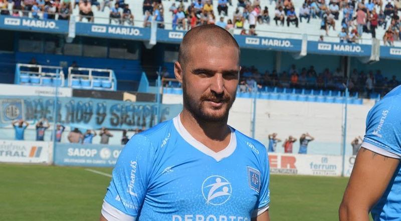 Zbrun vuelve del retiro y jugará en 9 de Julio de Rafaela.