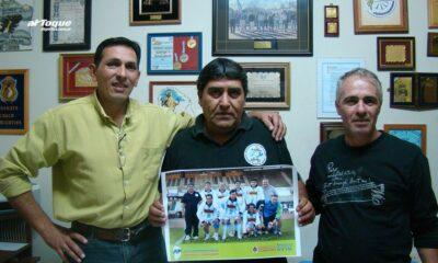 Ambroggio, González y Barrios, tres de los ex combatientes de la Guerra de Malvinas de Río Cuarto.