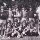 El histórico equipo infantil de 1972, que llevó a Alejandro Roca a lo más alto de la provincia.