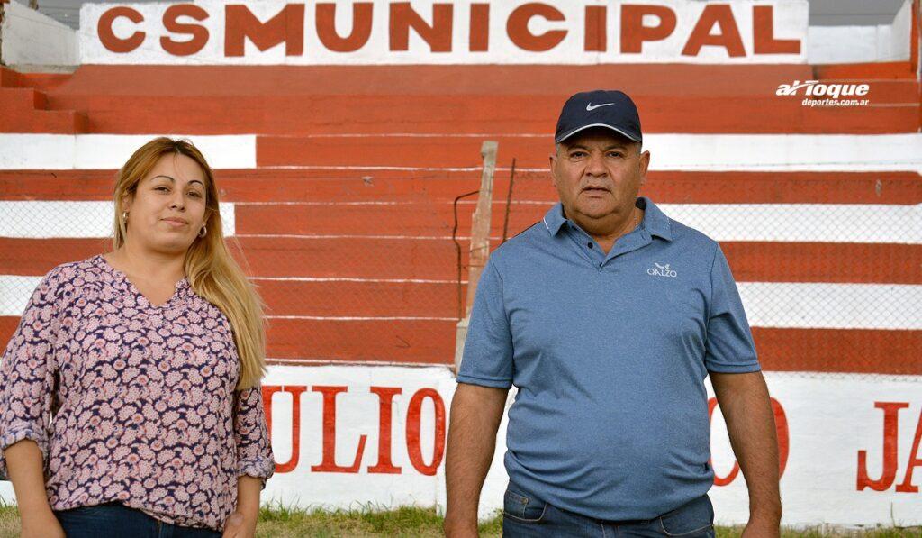 Sportivo Municipal reactiva funciones tras la baja de casos en la ciudad.