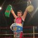 Clavero pelea este sábado ante Matías Romero en lo que será el regreso del box en Córdoba.