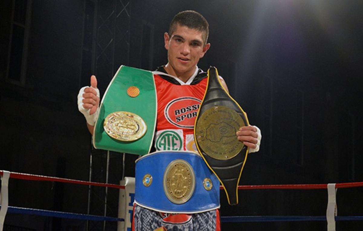 Clavero peleará en La Calera y marcará la vuelta del boxeo en Argentina.