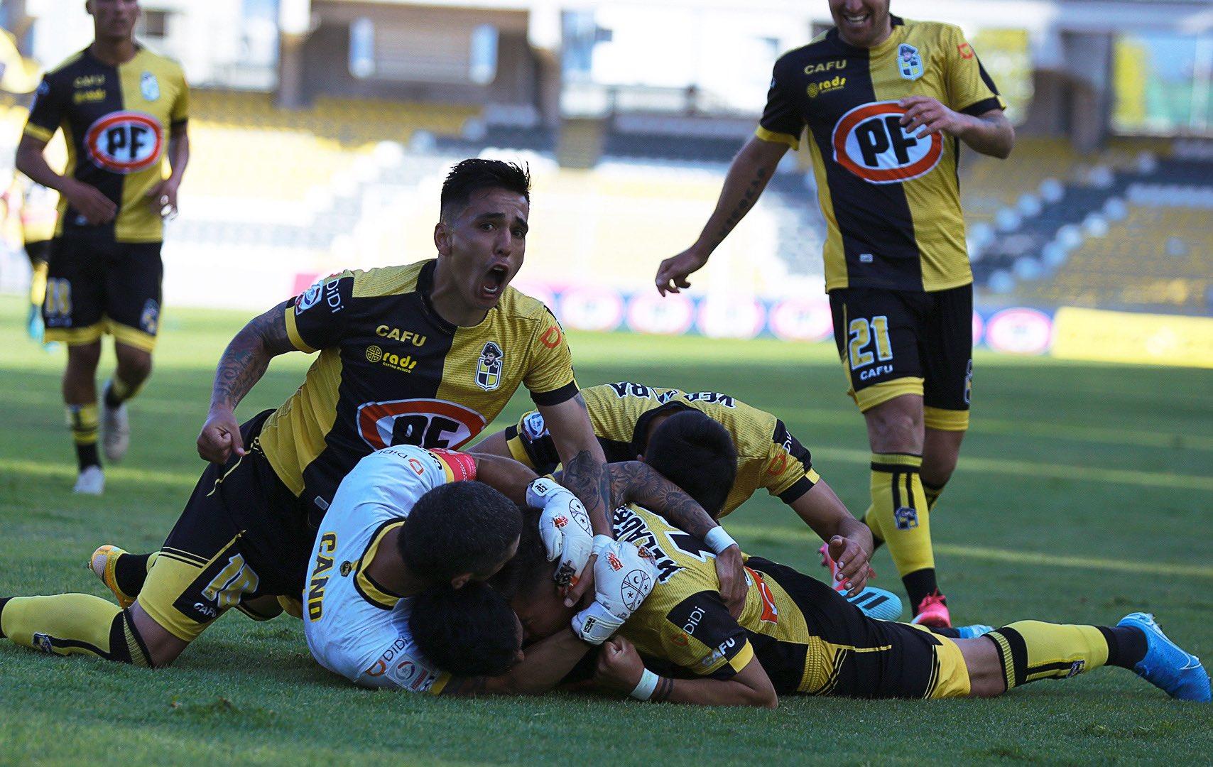 Coquimbo Unido se metió en octavos de Sudamericana.