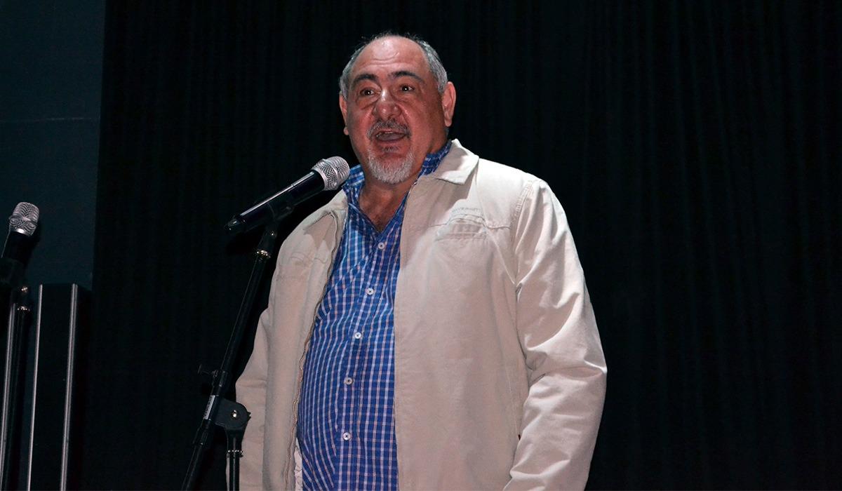 Cucchietti adelantó cómo viene el proceso de obras en Deportivo Río Cuarto.