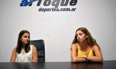 Lenardon y Martella hablaron de todo en charla con Al Toque Deportes.