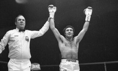 Martillo Roldán, leyenda eterno del box argentino falleció este miércoles por coronavirus a los 63 años.