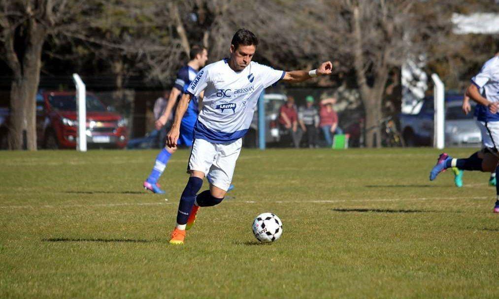 Morardo se retiró del fútbol por segunda vez.