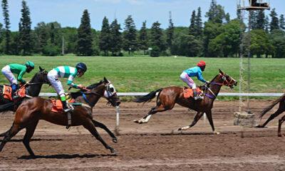 Todo listo para que el hipódromo del Jockey Club Río Cuarto reciba la tercera la tercera reunión del año.