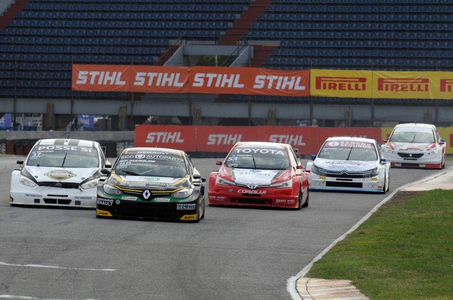 Marques y Provens se tocaron en una curva y no pudieron ser líderes en el Sprint del TC2000.