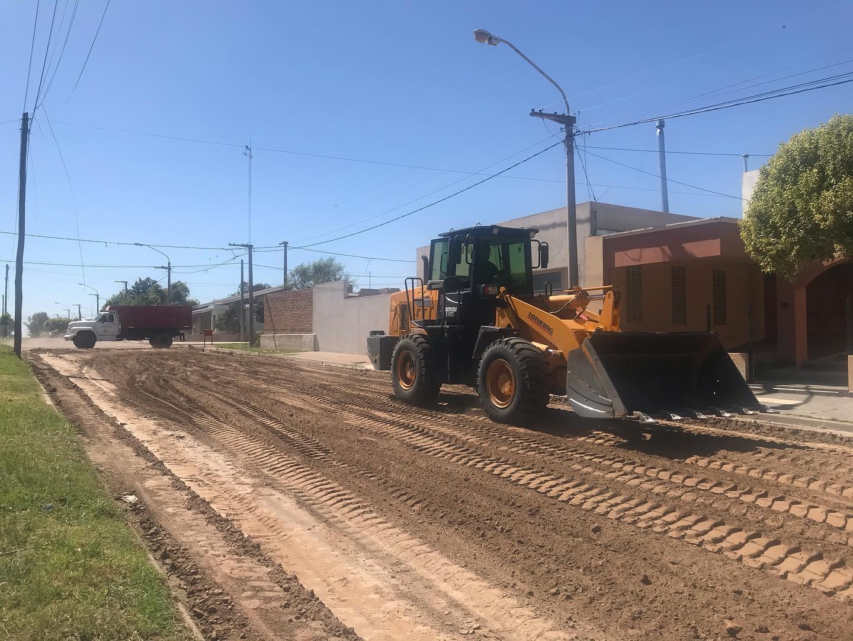 Nuevas obras y actividades en Alcira Gigena.