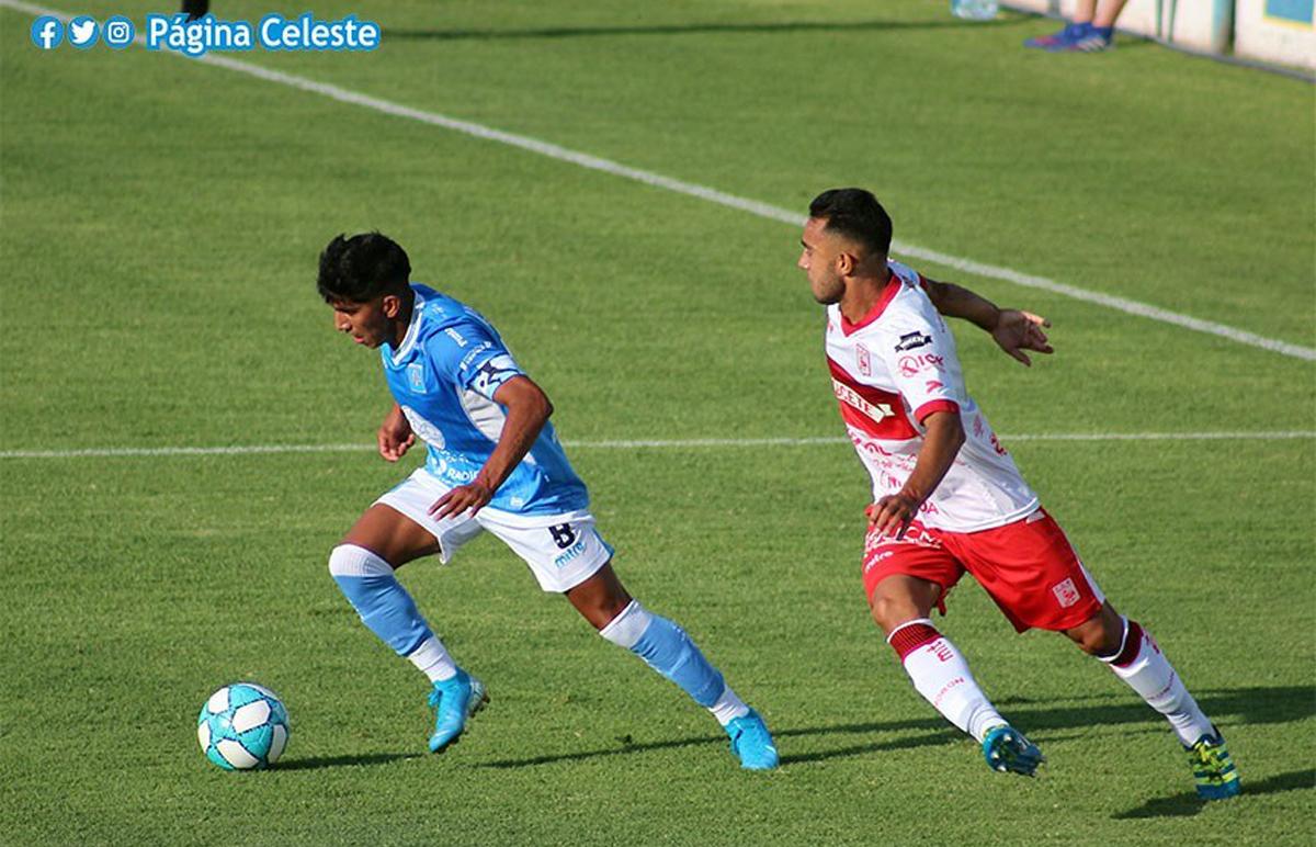Estudiantes empató sin goles en el Candini.