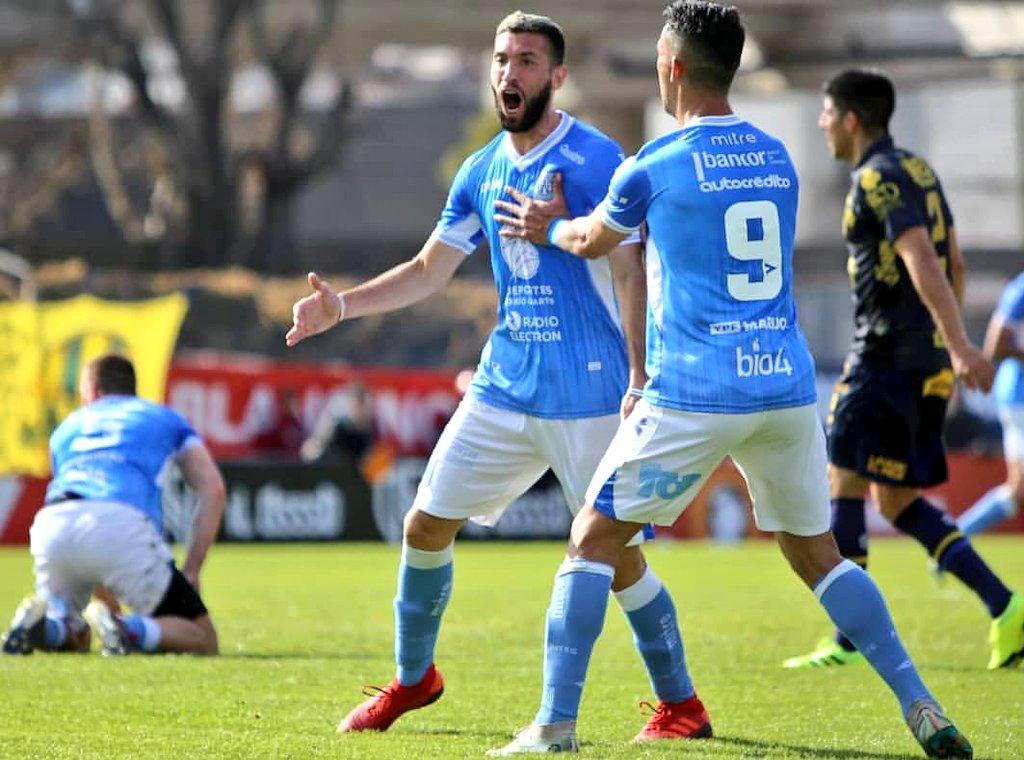 Asociación Atlética Estudiantes jugará este domingo en Villa Crespo ante el local Atlanta en el duelo enmarcado en la sexta fecha de la Zona Campeonato A.
