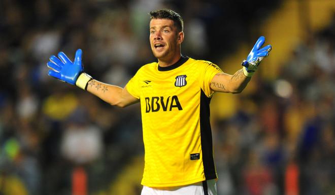 Guido Herrera vuelve a Talleres luego de rescindir en Turquía.