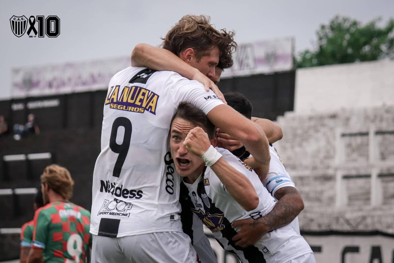 Neri Bandiera anticipó el partido ante Estudiantes de Río Cuarto.