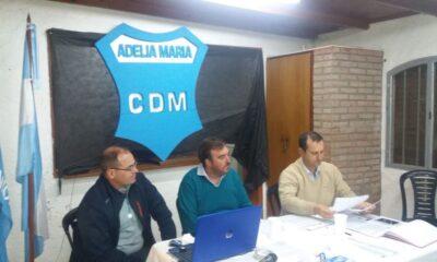 Deportivo Municipal de Adelia María cerró el año con creces.