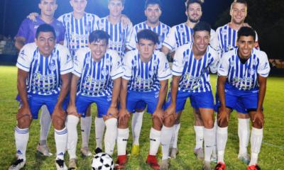 Atlético Sampacho recibió a Everton en un amistoso que se jugó con público.