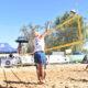 En el Club Banco Nación se llevó a cabo la segunda fecha del circuito de Beach Sports.