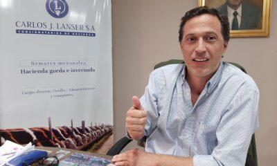 Carlos Lanser es el nuevo presidente de Belgrano de Coronel Moldes.
