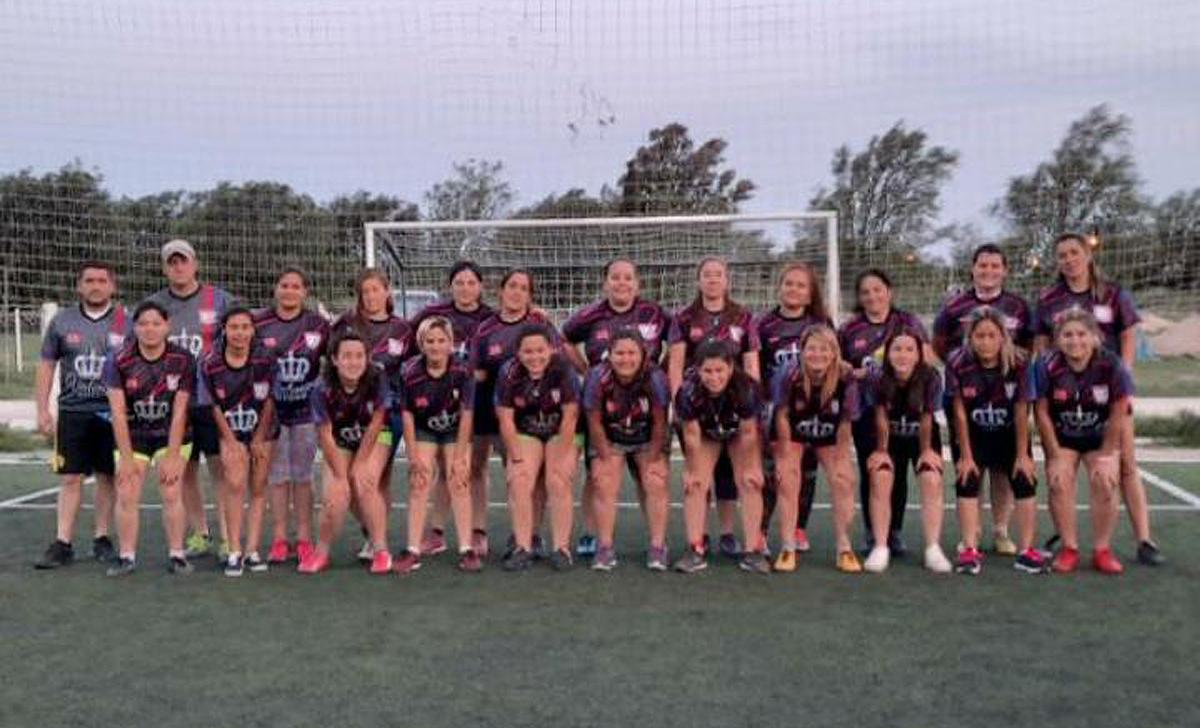 El club, por ahora, solo cuenta con la disciplina de fútbol femenino.