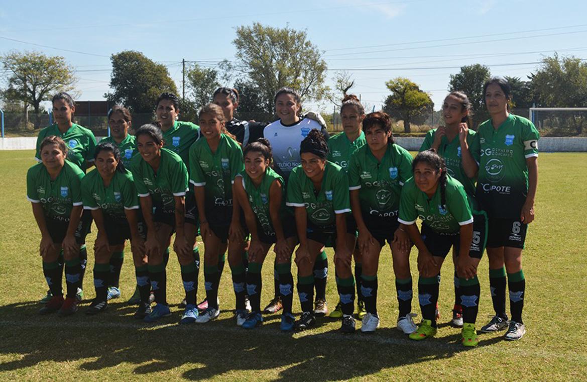 El 2019 fue el primer y único año que el conjunto adeliamariense compitió en el fútbol femenino regional, y su participación fue prometedora.
