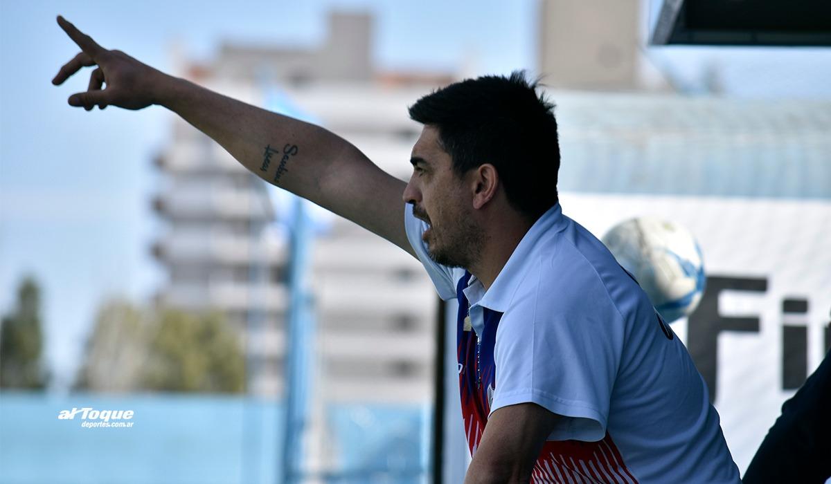 Belgrano de Vicuña Mackenna suma amistosos en la pretemporada 2021.