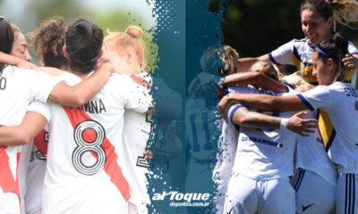 El primer campeón de la era de la profesionalización del fútbol femenino saldrá de una final superclásica.