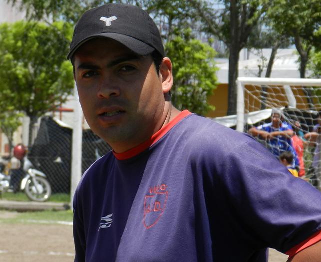 Independiente Dolores presentó a Jorge Ramírez como su nuevo director técnico.