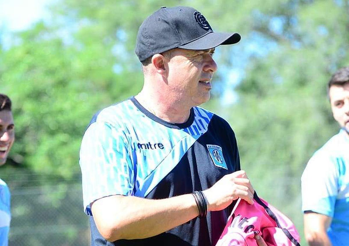 Marcelo Vázquez analizó el triunfo de Estudiantes ante Atlanta y adelantó lo que vendrá versus Agropecuario.